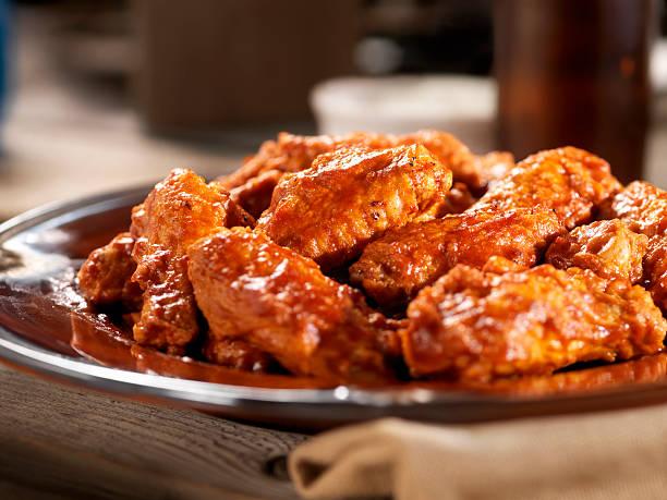 Hot Chicken Wings:スマホ壁紙(壁紙.com)