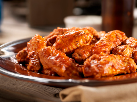 Buffalo Chicken Wings「Hot Chicken Wings」:スマホ壁紙(3)