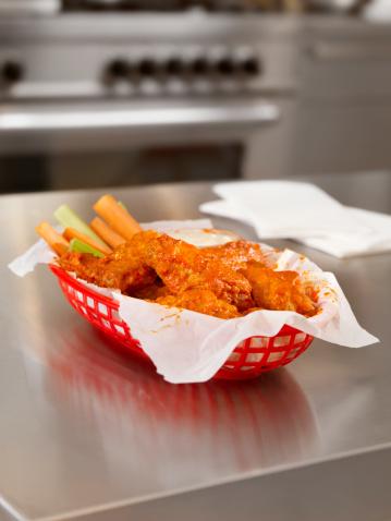 Chicken Wing「Hot Chicken Wings」:スマホ壁紙(6)