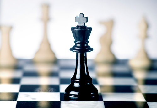 チェス「chess king」:スマホ壁紙(9)
