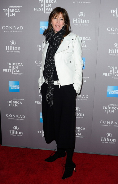 Leather Jacket「2012 Tribeca Film Festival And American Express LA Reception」:写真・画像(12)[壁紙.com]
