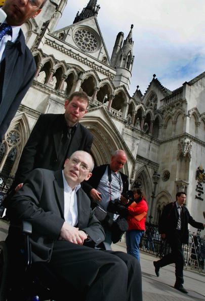 Daniel Berehulak「Leslie Burke At The Court Of Appeal Over Right To Life Ruling」:写真・画像(12)[壁紙.com]