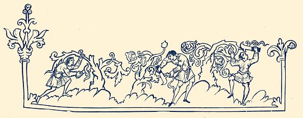 カレンダー「11th century calendar: Pruning trees in February」:写真・画像(12)[壁紙.com]