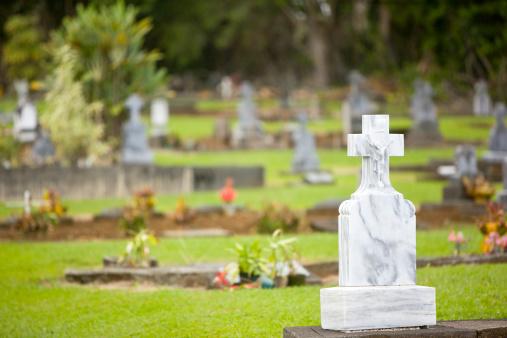 Spirituality「Cemetery」:スマホ壁紙(10)
