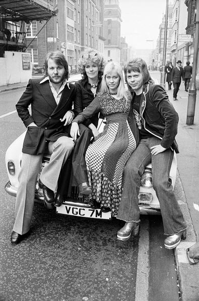 ABBA「Abba Posing」:写真・画像(13)[壁紙.com]