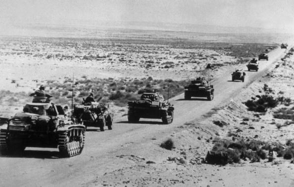 Horizon「Panzers In Libya」:写真・画像(18)[壁紙.com]