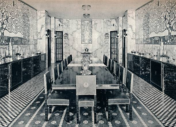 The Dining Room of the Stoclet Palace:ニュース(壁紙.com)