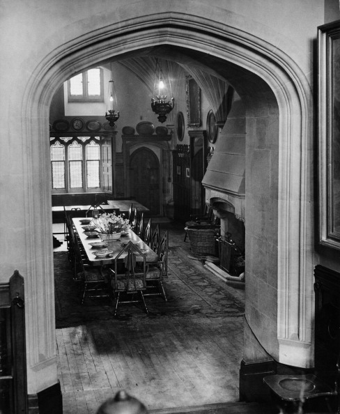 Arch - Architectural Feature「Beaulieu Palace Dining Hall」:写真・画像(6)[壁紙.com]