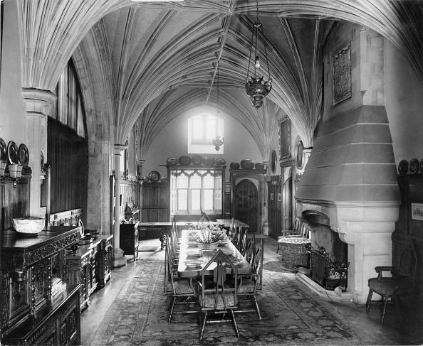 Dining Room「Beaulieu Palace Interior」:写真・画像(13)[壁紙.com]
