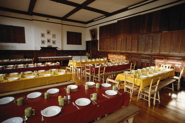 Dining Room「Ludgrove School」:写真・画像(18)[壁紙.com]