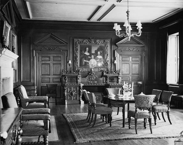 Dining Room「Adlington Hall」:写真・画像(9)[壁紙.com]