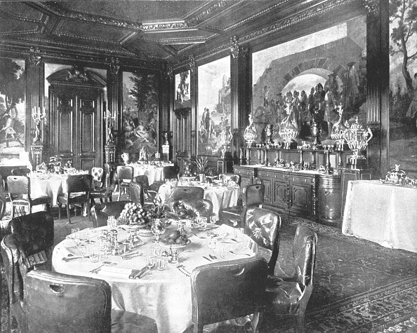 Dining Room「The Dining Hall At Sandringham」:写真・画像(0)[壁紙.com]