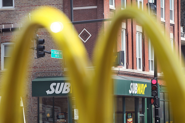 鎖「Subway Surpasses McDonald's As Having Most Restaurants Worldwide」:写真・画像(18)[壁紙.com]