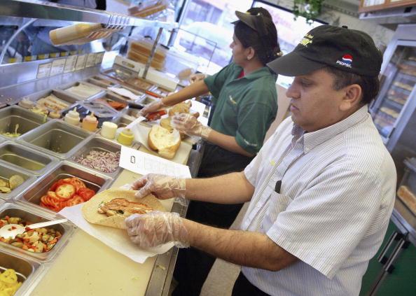 Restaurant「Subway Adds Atkins Items To Menu」:写真・画像(15)[壁紙.com]