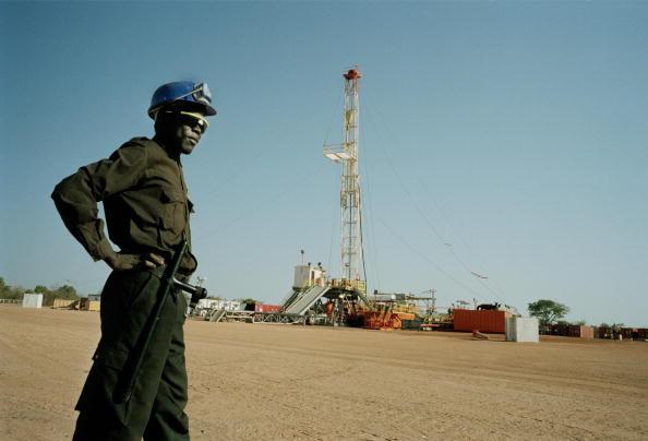 Tom Stoddart Archive「Exxon Mobil's Chad / Cameroon oil pipeline」:写真・画像(1)[壁紙.com]