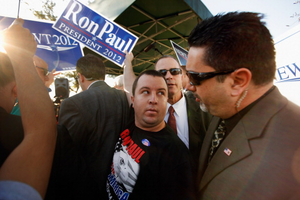 Eddie House「Gingrich Campaigns On Florida's Primary Day」:写真・画像(3)[壁紙.com]