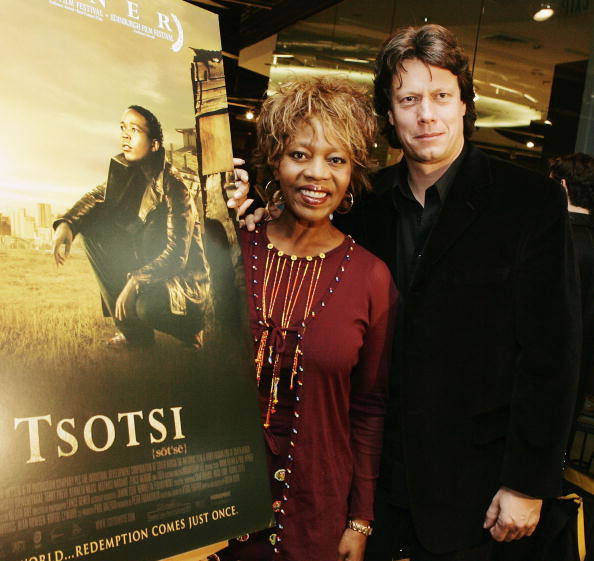 "Pacific Design Center「Premiere of Miramax's ""Tsotsi"" - Arrivals」:写真・画像(4)[壁紙.com]"