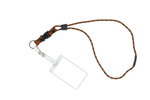 Name Tag「Security ID Badge Name Tag With Lanyard」:スマホ壁紙(12)