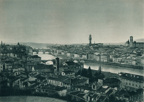 都市景観「Florence, Italy」:写真・画像(4)[壁紙.com]