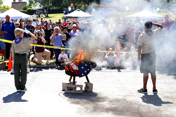 Fourth of July「47th Annual Westlake Village 4th of July Parade」:写真・画像(9)[壁紙.com]