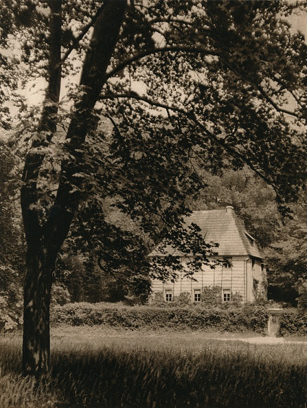 Non-Urban Scene「Weimar. Goethes Garden-house, 1931」:写真・画像(7)[壁紙.com]