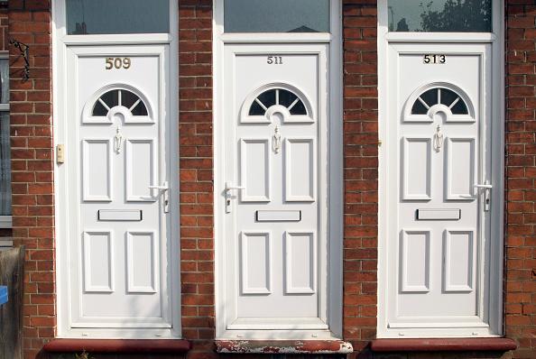 Front Door「PVC Doors」:写真・画像(7)[壁紙.com]