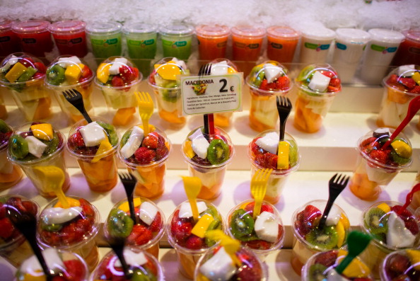Salad「Barcelona Tourist Hot Spots As Its Popularity Continues To Grow」:写真・画像(12)[壁紙.com]