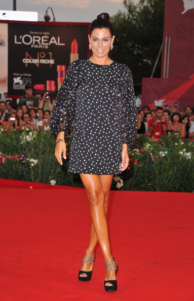"Star Shape「""A Dangerous Method"" Premiere - 68th Venice Film Festival」:写真・画像(12)[壁紙.com]"