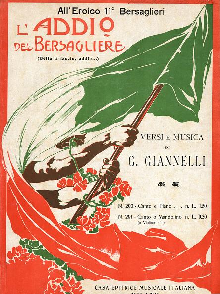 Fototeca Storica Nazionale「FAREWELL OF THE BERSAGLIERE」:写真・画像(8)[壁紙.com]