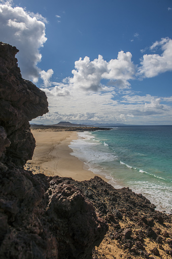 La Graciosa - Canary Islands「Playa de las Conchas」:スマホ壁紙(13)