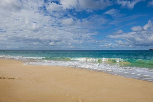 La Graciosa - Canary Islands「Playa de las Conchas」:スマホ壁紙(12)