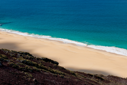 La Graciosa - Canary Islands「Playa (beach) de las Conchas」:スマホ壁紙(14)