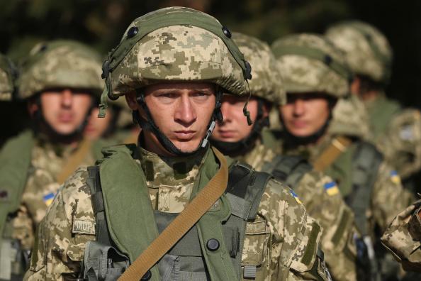 "Ukraine「""Rapid Trident"" Military Exercises In Western Ukraine」:写真・画像(9)[壁紙.com]"