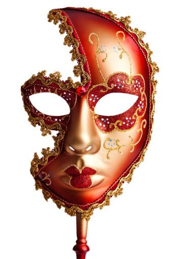 お祭り「ベネチアのマスク」:スマホ壁紙(7)