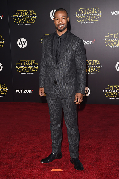 """One Man Only「Premiere Of Walt Disney Pictures And Lucasfilm's """"Star Wars: The Force Awakens"""" - Arrivals」:写真・画像(8)[壁紙.com]"""