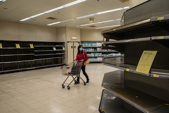 Store「Concern In Hong Kong As The Wuhan Coronavirus Spreads」:写真・画像(13)[壁紙.com]