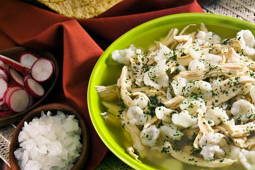 Tortilla - Flatbread「Mexican white pozole」:スマホ壁紙(16)