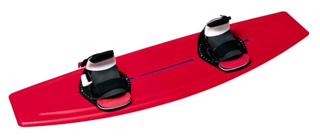 スノーボード「Red Wakeboard」:スマホ壁紙(19)