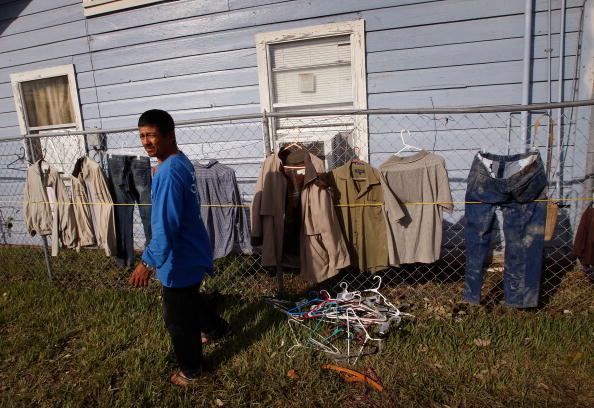 Hurricane Ike「Coastal Texas Faces Heavy Damage After Hurricane Ike」:写真・画像(13)[壁紙.com]