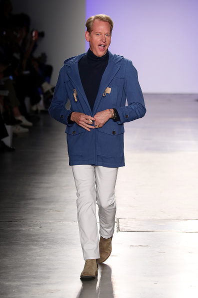 Chelsea Piers「The Blue Jacket Fashion Show At NYFW」:写真・画像(11)[壁紙.com]
