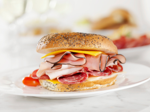 Delicatessen「Deli Meat and Cheese Sandwich」:スマホ壁紙(19)