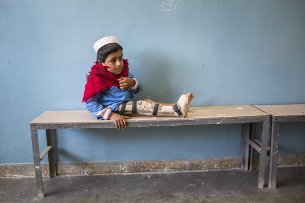 Kabul「Afghan War Amputees And Civilians Treated At ICRC Orthopedic Center」:写真・画像(10)[壁紙.com]