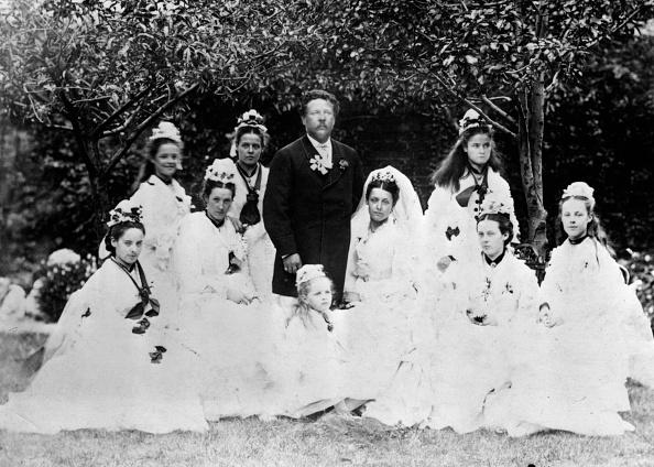 Wedding Dress「Victorian Wedding」:写真・画像(14)[壁紙.com]