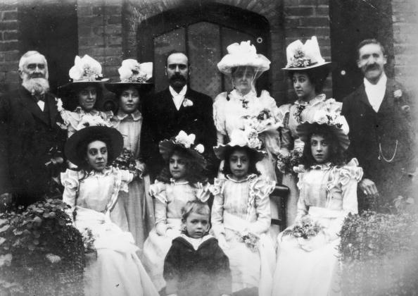 Bridesmaid「Victorian Wedding」:写真・画像(10)[壁紙.com]