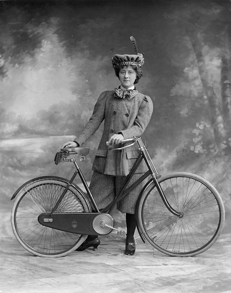 One Woman Only「Victorian Cyclist」:写真・画像(8)[壁紙.com]