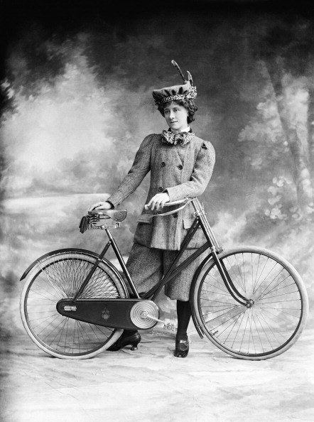 警戒「Victorian Cyclist」:写真・画像(8)[壁紙.com]