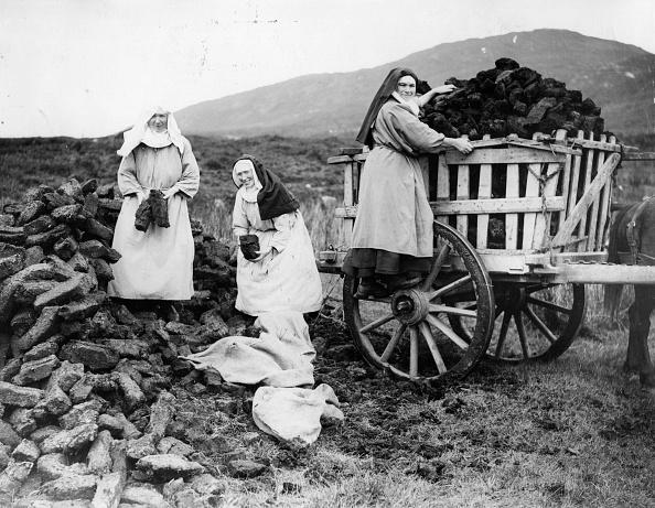 Benedictine「Peat Collecting」:写真・画像(4)[壁紙.com]