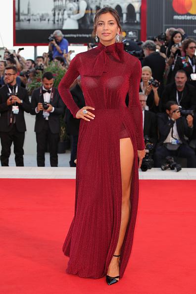 授賞式「Award Ceremony Red Carpet Arrivals - 75th Venice Film Festival」:写真・画像(6)[壁紙.com]