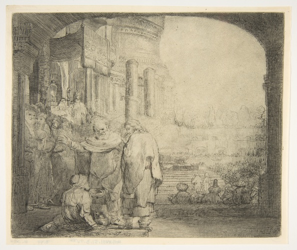 Persons with Disabilities「Peter And John Healing The Cripple At The Gate Of The Temple」:写真・画像(11)[壁紙.com]