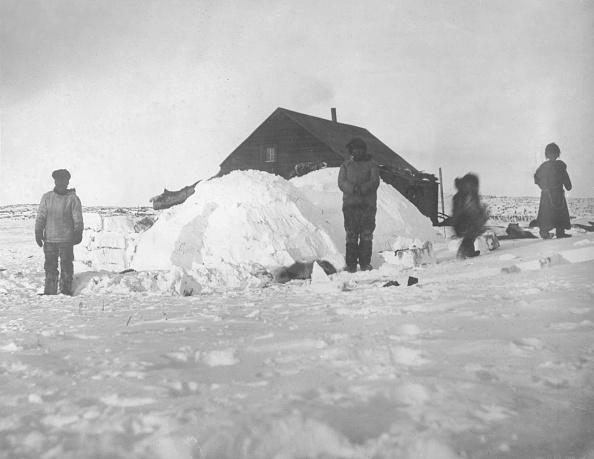 Igloo「Stefansson Arctic Expedition」:写真・画像(17)[壁紙.com]